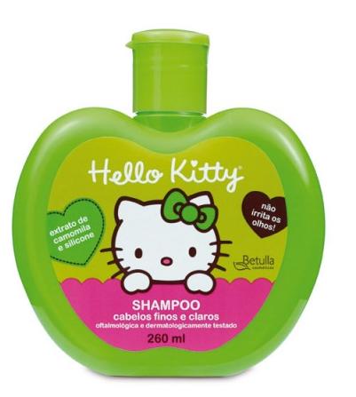Shampoo para Cabelos Finos e Claros