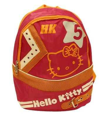 Mochila Hello Kitty: Sporty