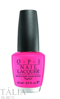 Esmalte O.P.I Feelin Hot Hot Hot - 15 ml