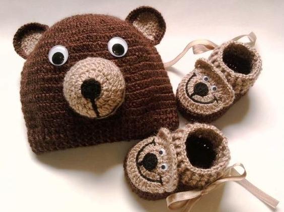 Conjunto baby ursinho