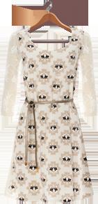 vestido L7396