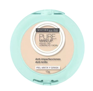 Pó Pure Makeup Maybelline
