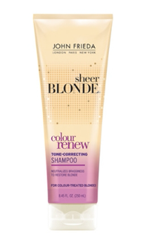 Shampoo Colour Renew Tone Correcting Unissex 250ml John Frieda