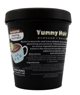 Tratamento Yummy Hair Mr Coffee Máscara (Cabelos Oleosos) 250ml N.P.P.E.Hair Care