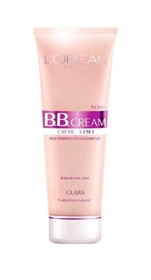 Base BB Cream 5 em 1 FPS 20 50ml L´Oréal Paris Cor Clara