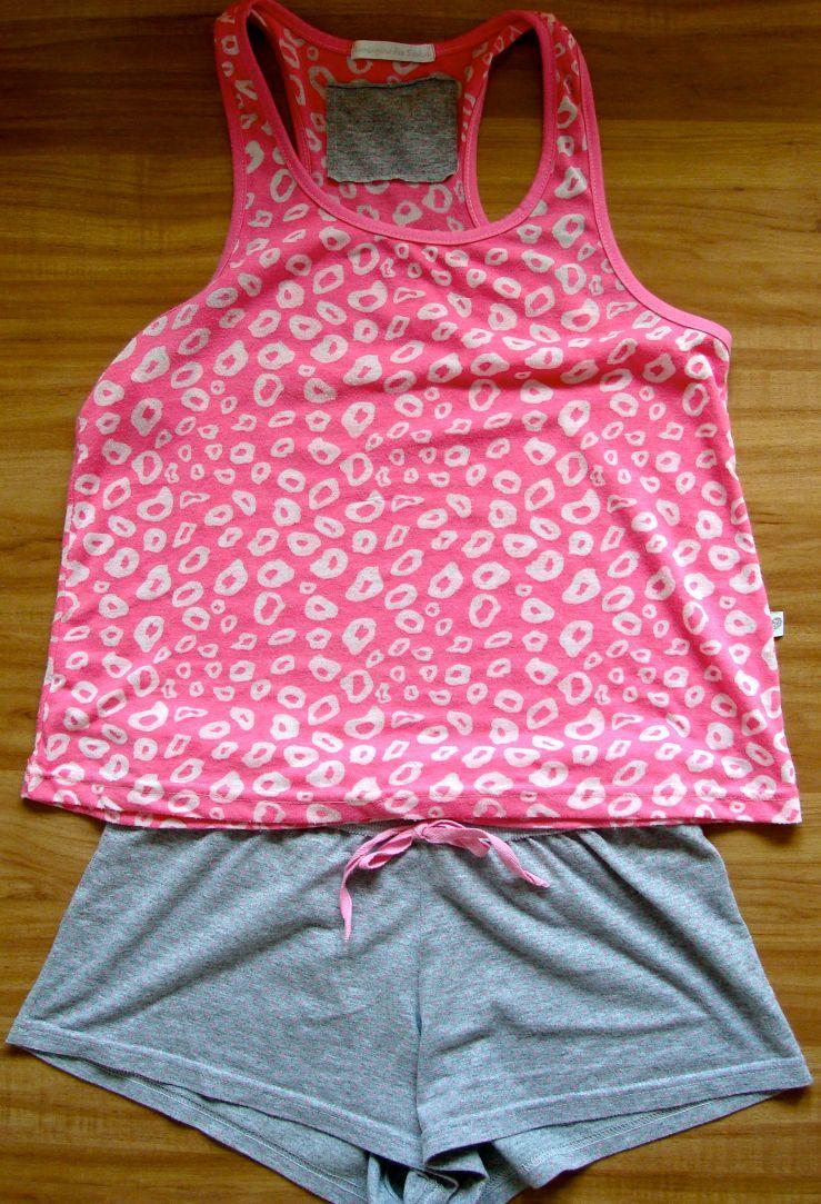 pijama rosa mensageiro dos sonhos