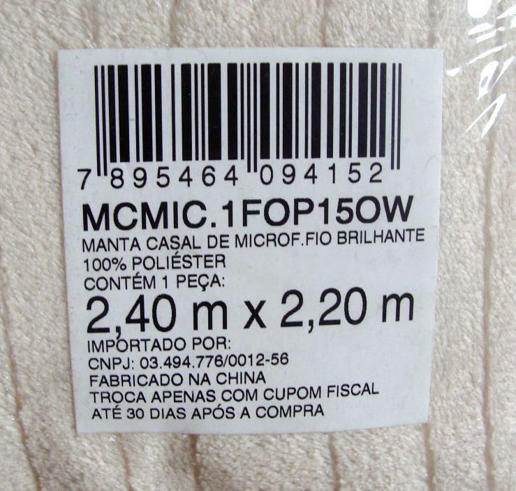 cobertor mmartan